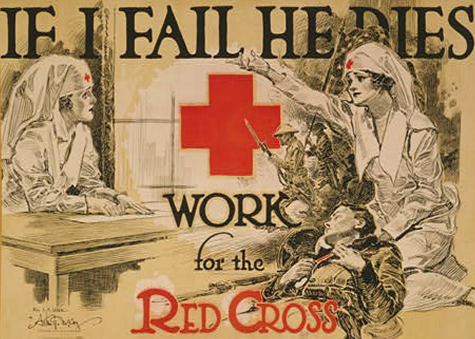 nurses of world war 1 essays