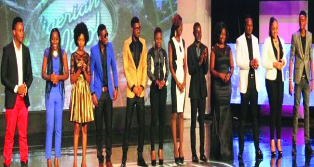 Photo Nigerian Idol Season 4 Sponsor Etisalat Unveils Top 12 Contestants