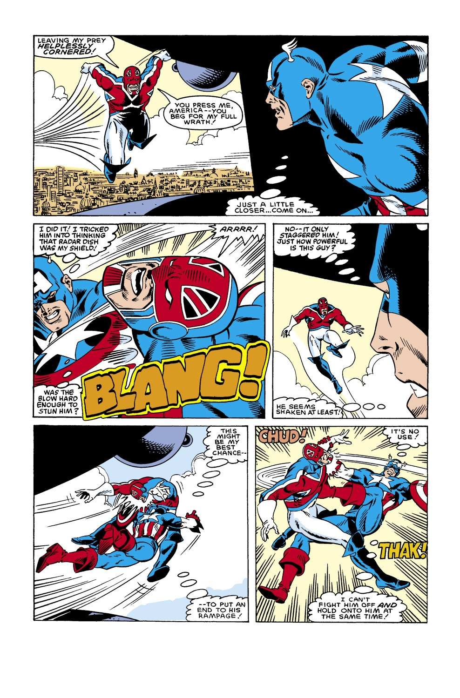 Captain America (1968) Issue #305 #233 - English 18