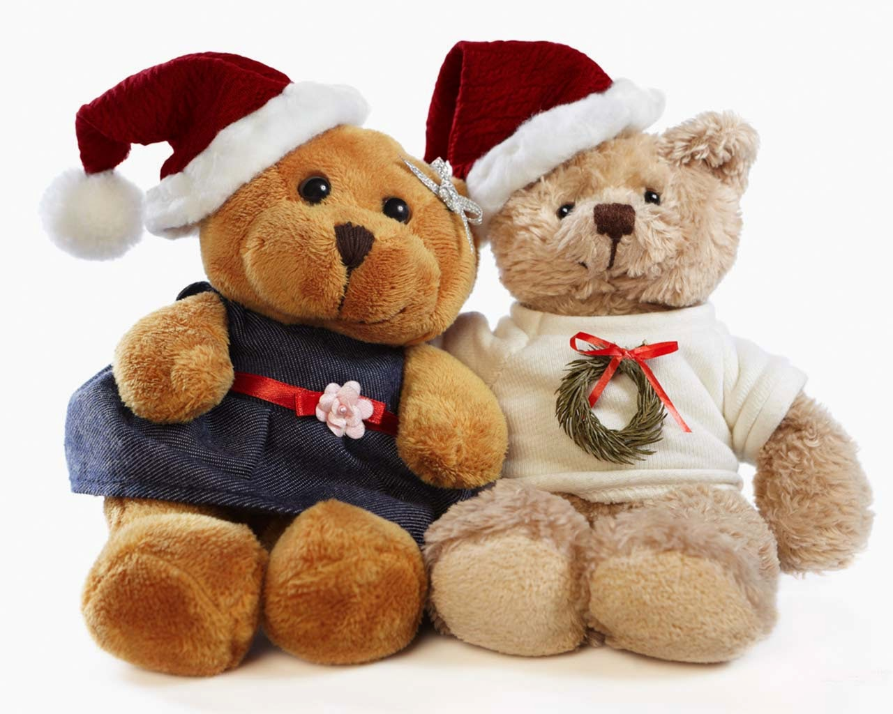 Lovely Teddy Bears Hd Nice Image