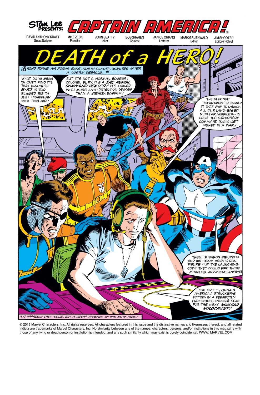 Captain America (1968) Issue #274 #190 - English 2