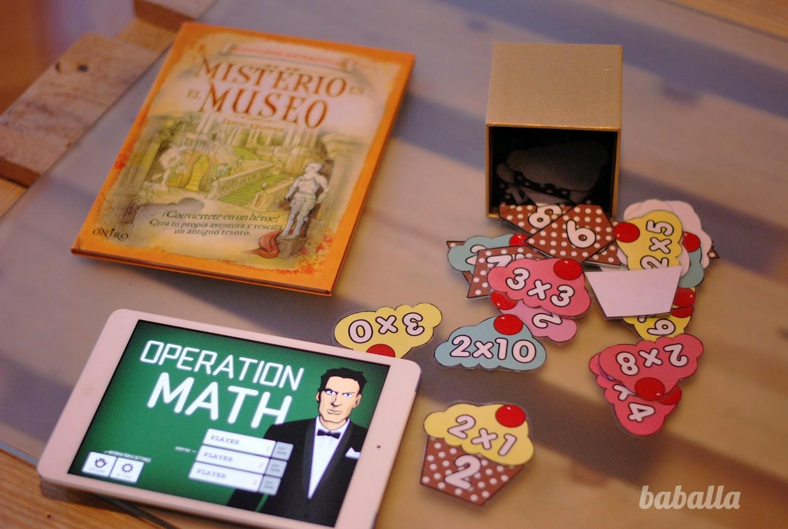 trucos para aprender tablas de multiplicar y hacer divisiones