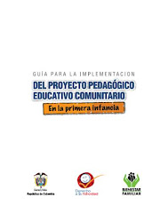 Proyecto Pedagógico Comunitario