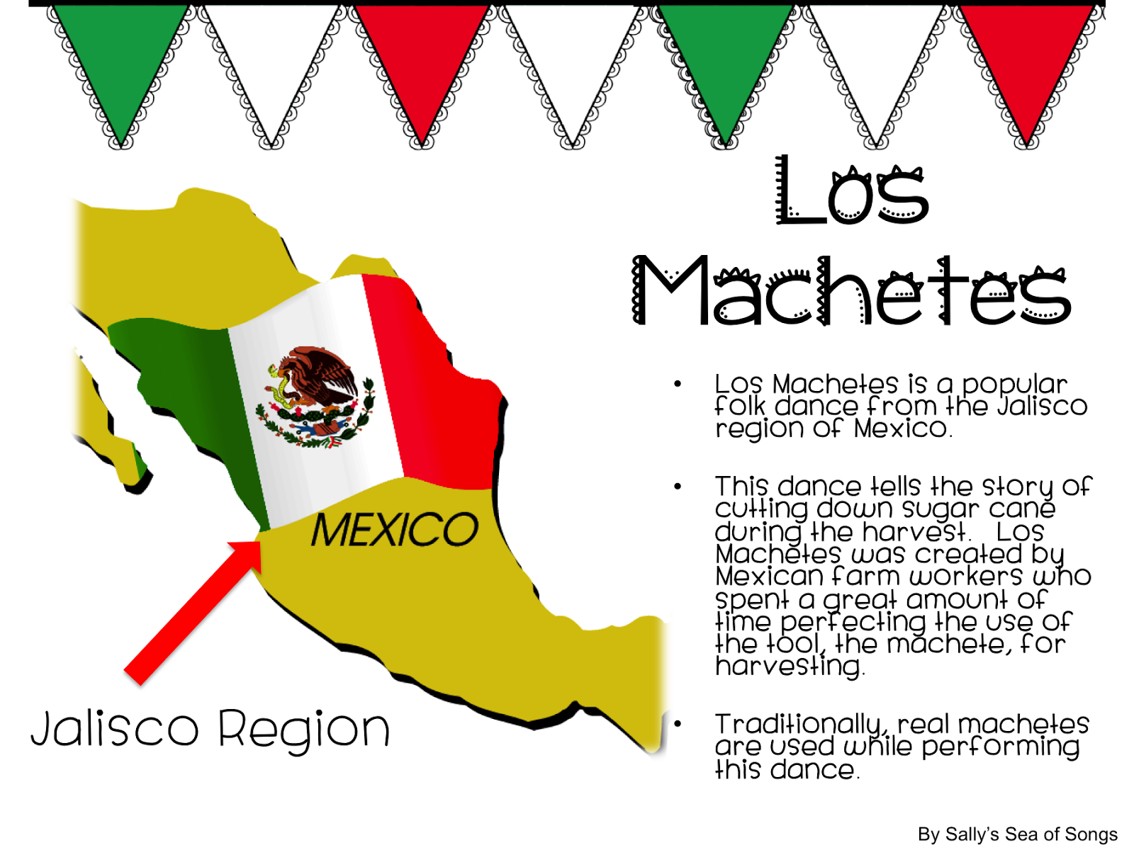 Background information on mexico - Background Information On Los Machetes From Www Musiccenter Org