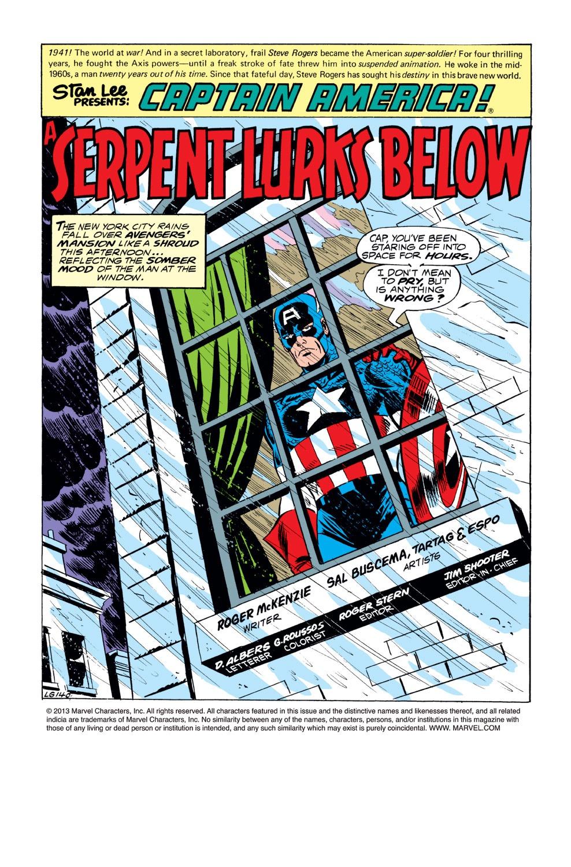 Captain America (1968) Issue #228 #142 - English 2