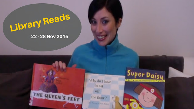 Library Reads: What the Kids Picked 22nd-28th November 2015 #LibraryReads #AmReading #Books