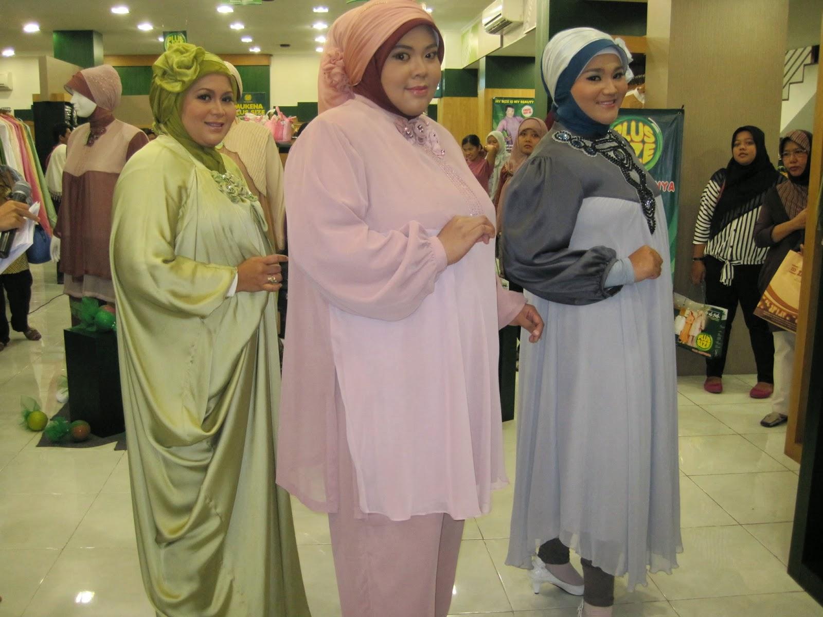 Model Baju Kebaya Jumbo