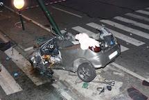 Incidenti stradali, una guerra con luci e ombre
