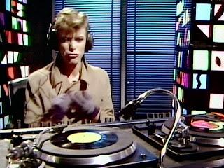 David Bowie, DJ