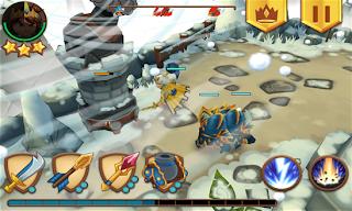 تحميل لعبة ثورة الملك لهواتف ويندوز فون ونوكيا لوميا مجاناً Royal Revolt xap-1.6.0.2