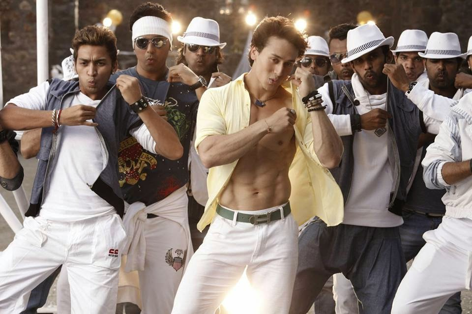 Tiger Shroff hot body unseen latest HD Wallpapers