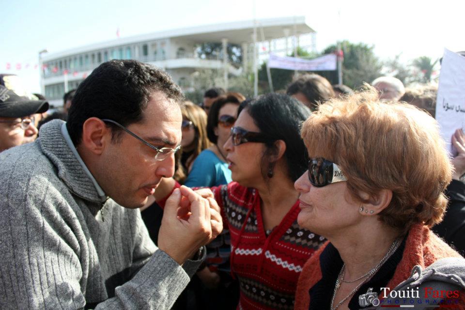 La tunisie au bord de la guerre civile ? par guy sitbon