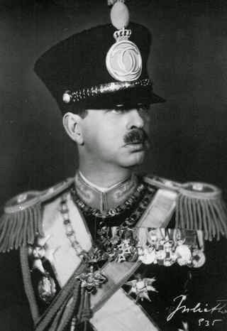 Carol II de Roumanie 1893-1953