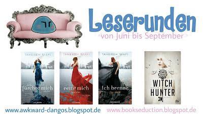 Leserunden zusammen mit Lena und mir