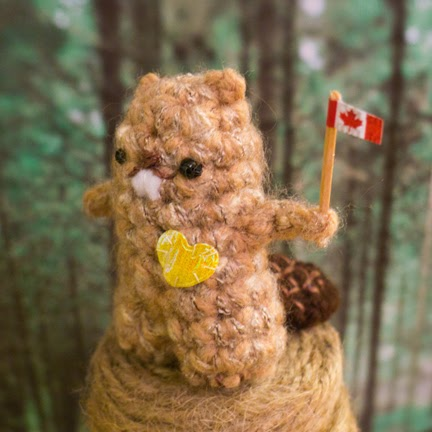 Free Crochet Patterns Groundhog : 2000 Free Amigurumi Patterns: With glowing heart and ...