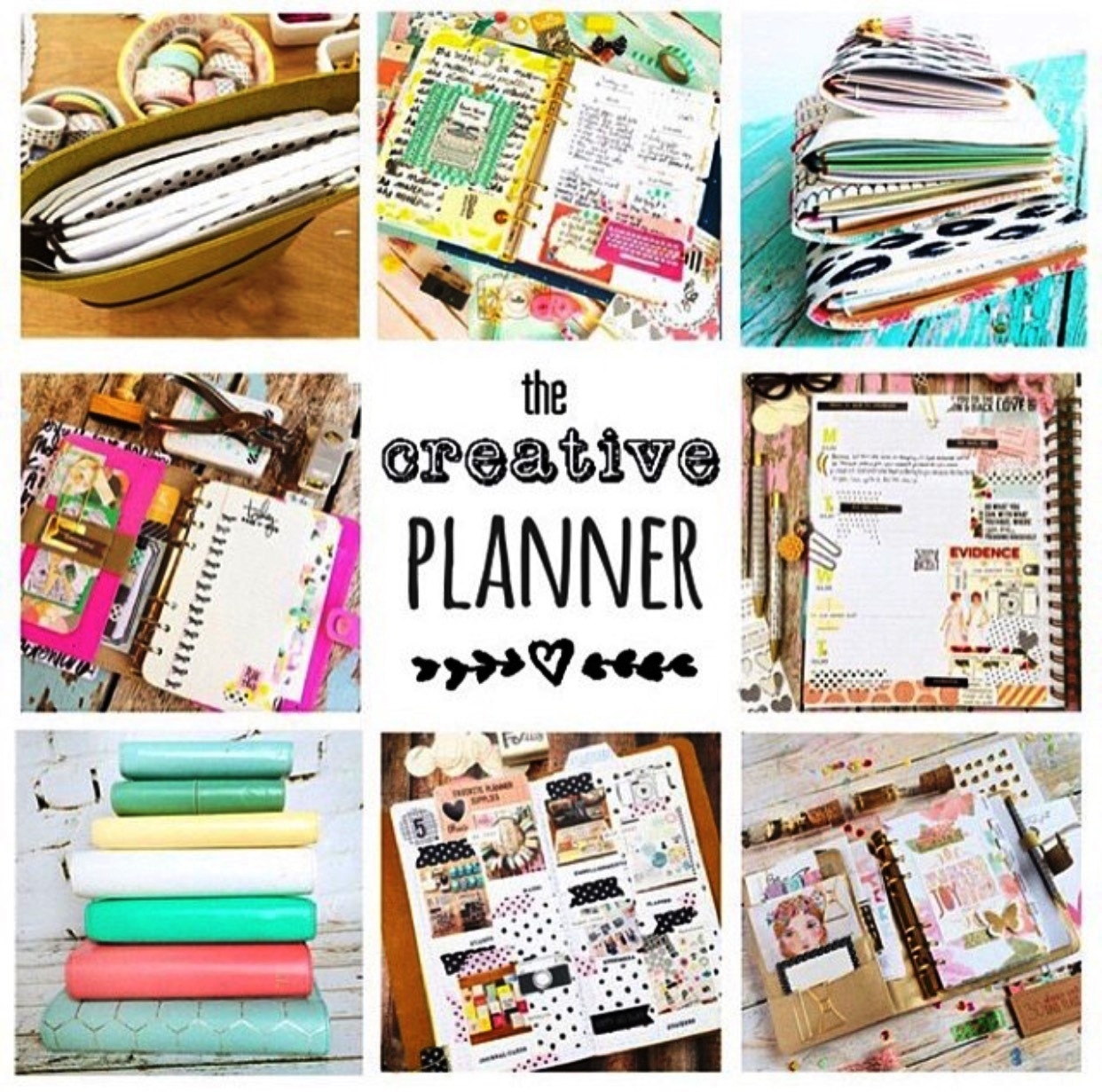 Learn How to Plan with My Creative Planner Workshop