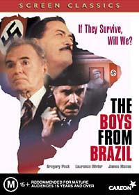 The Boys from Brazil movie