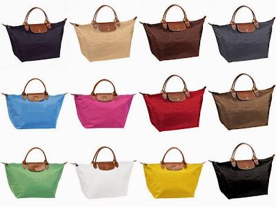 GLAM Dinner hadiah percuma Long champ handbags