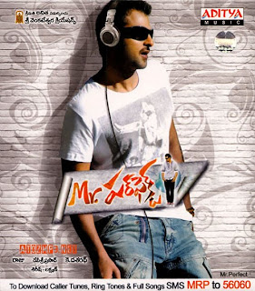 Mr.Perfect Telugu Mp3 Songs Free  Download -2011
