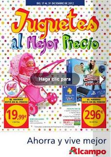 alcampo catalogo de juguetes 17-12-12