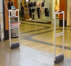 Cổng từ an ninh siêu thị, cổng chống trộm shop thời trang