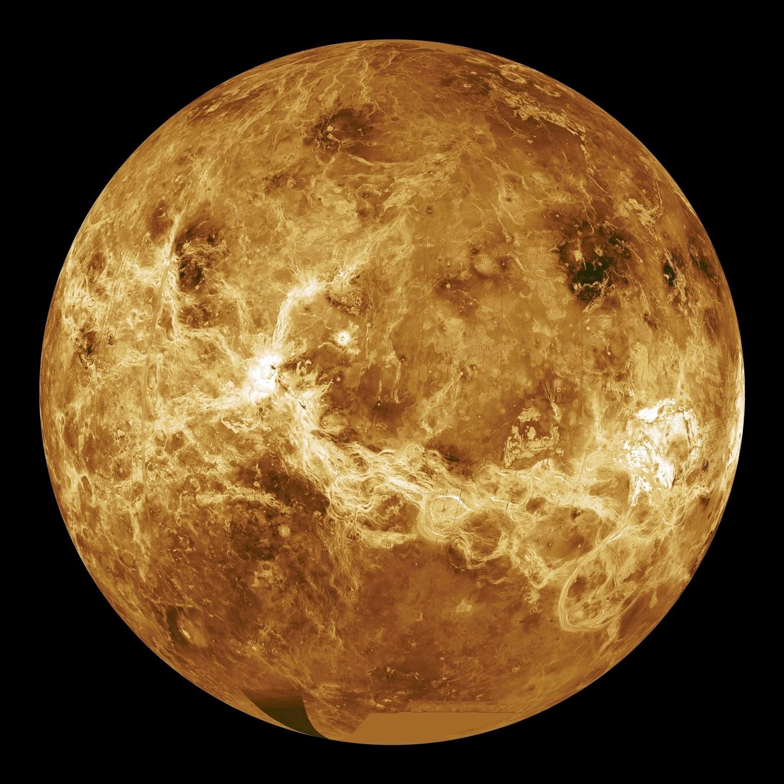 gambar planet venus