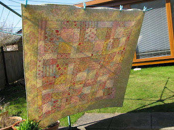 Spring Layer Cake Quilt