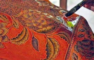 Objek wisata batik galuh bali