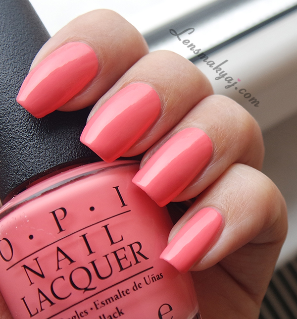 OPI Sorry, I'm Fizzy Today