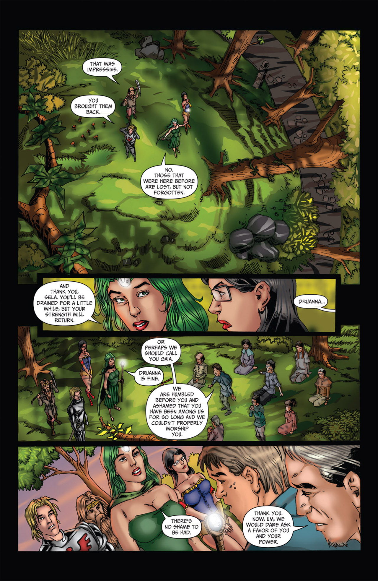 Grimm Fairy Tales (2005) Issue #62 #65 - English 13
