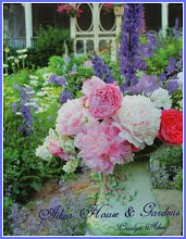 Giveaway of a lovely garden book - Draw on May 15th
