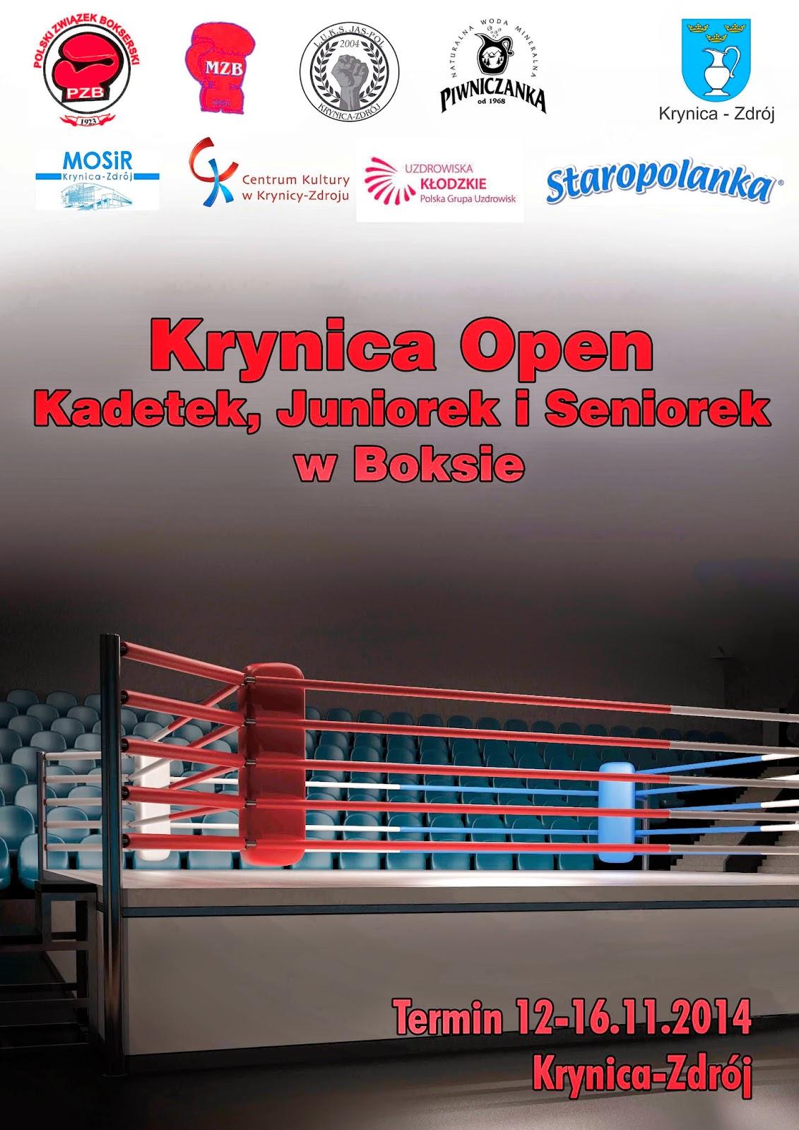Krynica Zdrój, boks kobiet, pięściarki, trening, wyjazdy, sport, Zielona Góra, zawody sportowe,