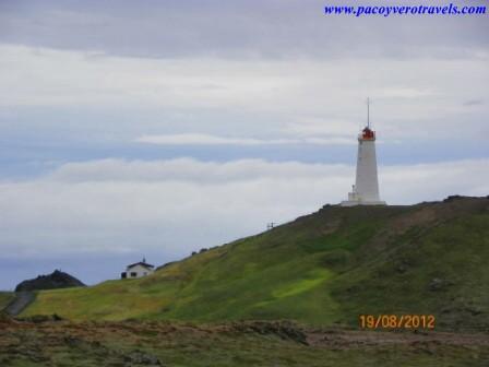 faro de Reykjanes