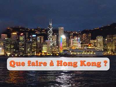 Baie de Hong Kong activités