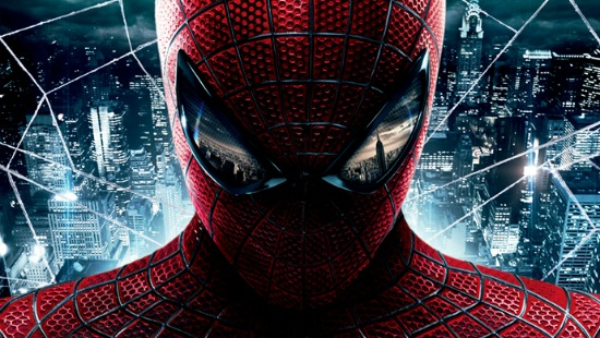 The Amazing Spider-Man (face) pic