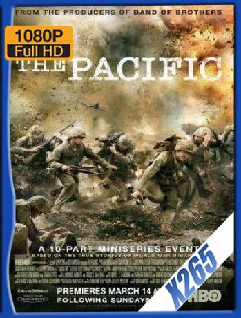 The Pacific (2010) x265 [1080p] [Latino] [GoogleDrive] [RangerRojo]