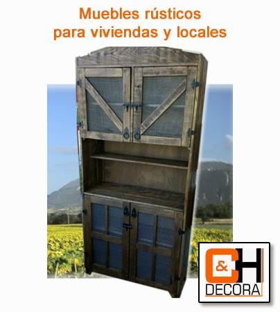 Muebles rusticos en puertas y cocinas madrid ch decora puertas cocinas y armarios en madrid - Muebles rusticos madrid ...