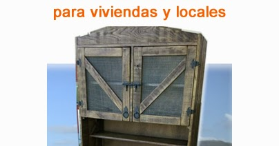 Ch decora puertas cocinas y armarios en madrid muebles rusticos en puertas y cocinas madrid - Muebles rusticos madrid ...