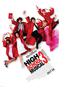 High School Musical 3 Fin de curso (2008) 3gp