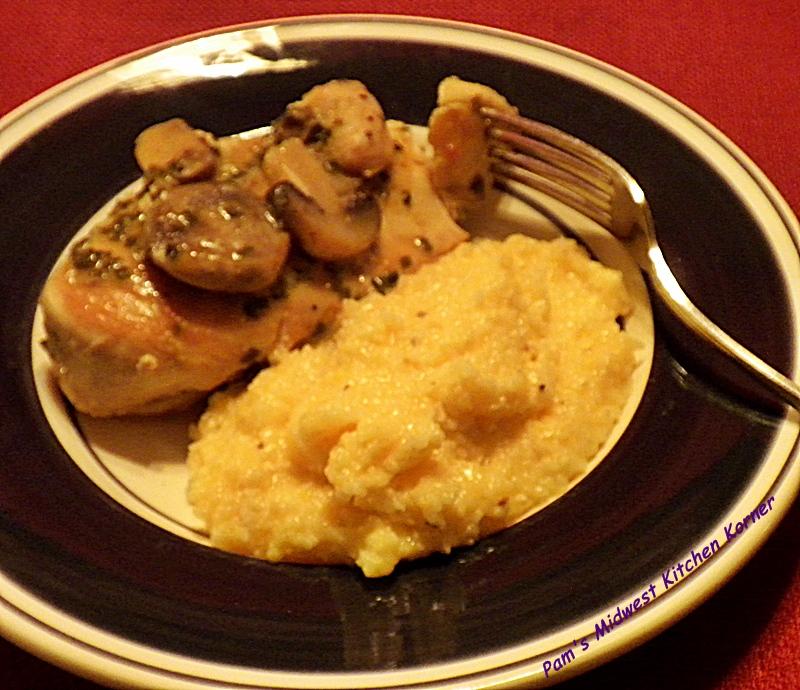 Pam's Midwest Kitchen Korner: Chicken Breasts Dijon
