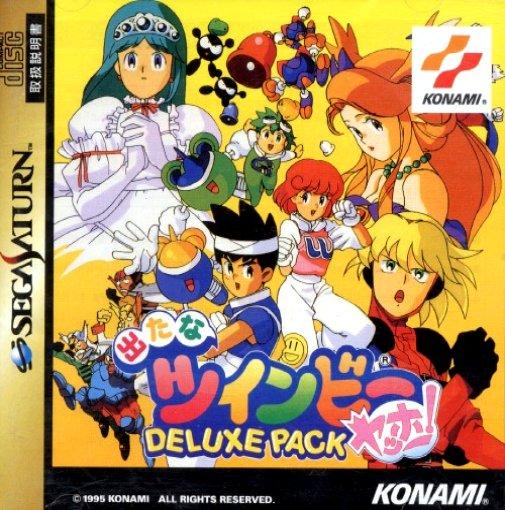 Gamegrafia : TwinBee[1985 - 2007]
