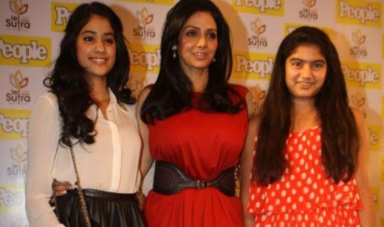 Sridevi Daughter Jhanvi's Latest News