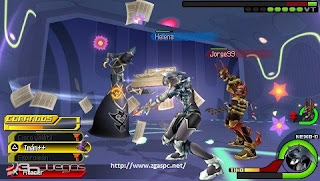 Download Kingdom Hearts Birth by Sleep PSP For PC Full Version  ZGASPC