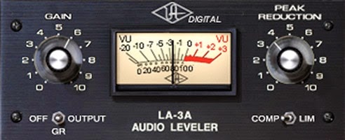 Universal Audio Teletronix LA-3A plugin image