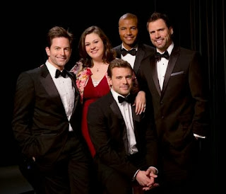 from left to right michael muhney angelica mcdaniel billy miller