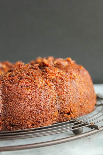 Banana Pecan Coffee Cake | The Chef Next Door