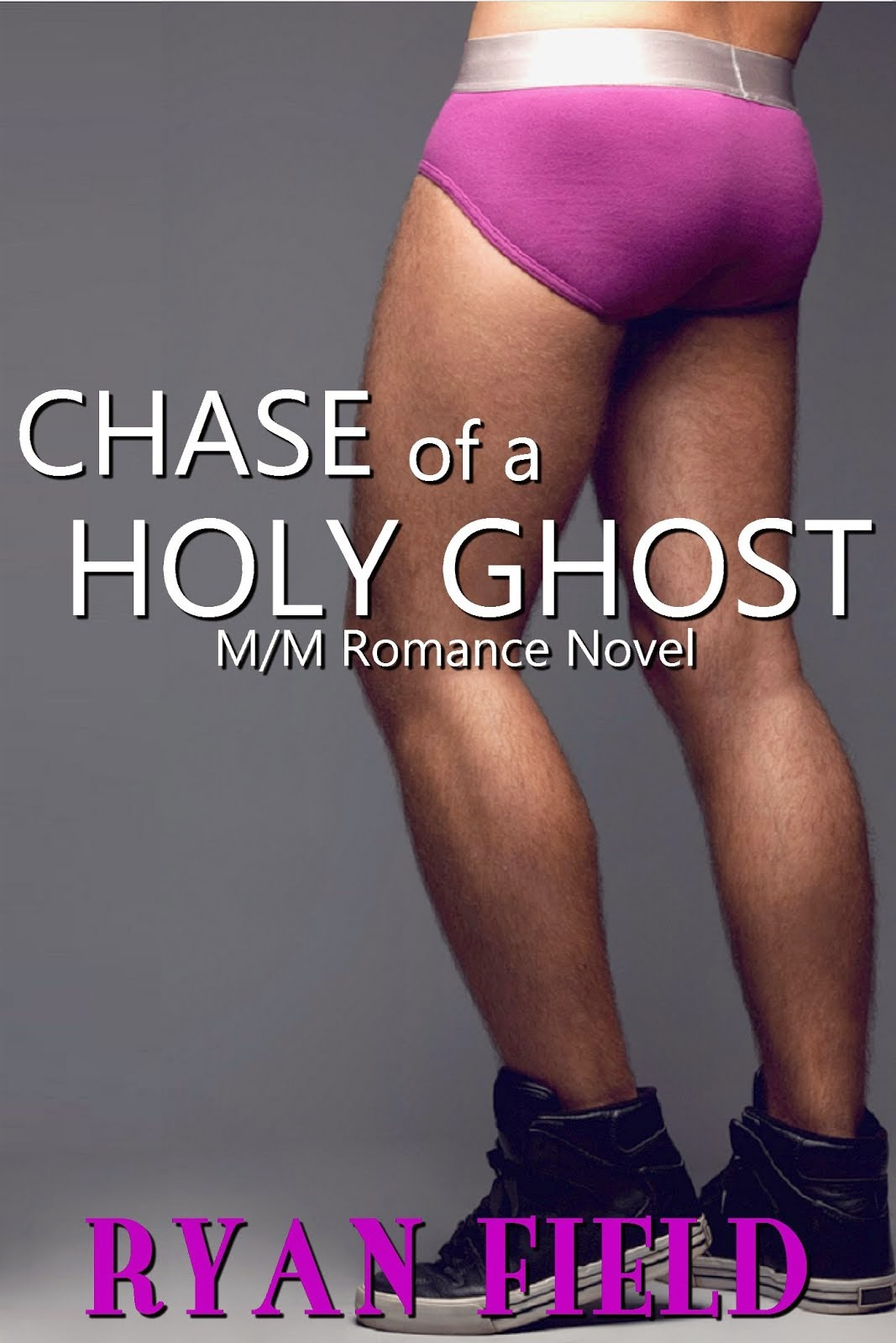 Chase of a Holy Ghost Cover Preview