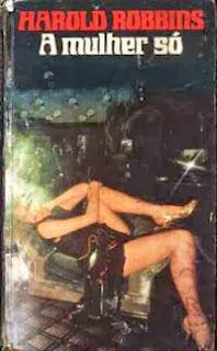 Joana leu: A mulher só, de Harold Robbins