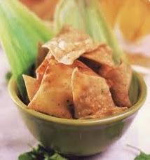 Resep membuat Keripik Bawang rasa Keju lezat