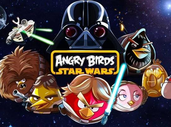 Hero Angry Birds Star Wars